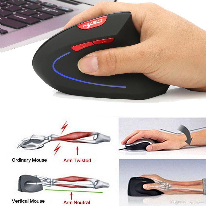 Mouse ergonómico